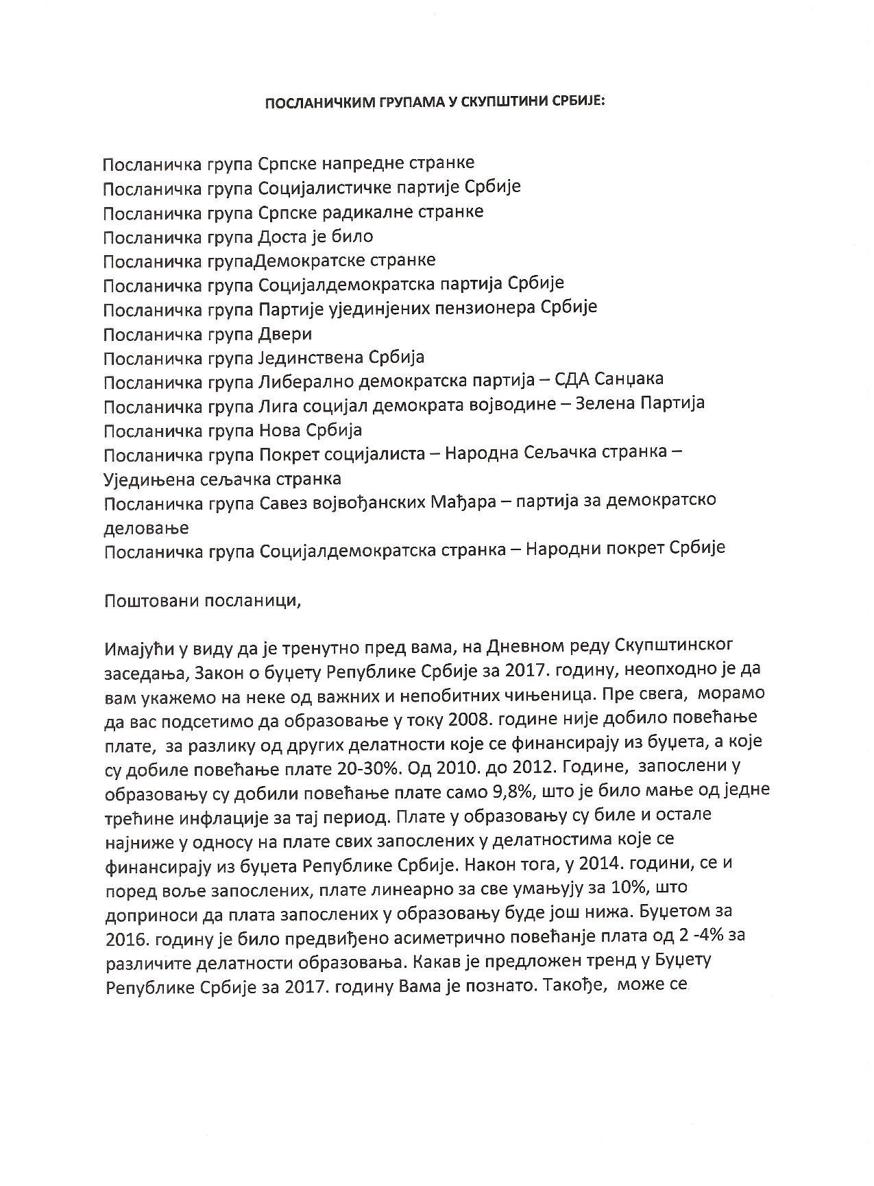 Poslanickim grupama u Skupstini Republike Srbije-page-001